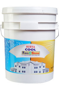 Surya Cem Private Limited - Cool Roof Coat